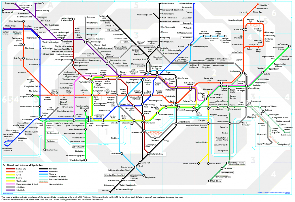 Geofftech - Tube - Silly Tube Maps - Printable London Tube Map Pdf