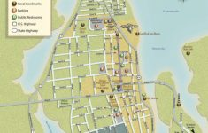 Get To Know Downtown St. Augustine With Our Printable Maps! | St   Map Of Hotels In St Augustine Florida