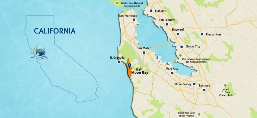 Goaltaca | Half Moon Bay, California | #goaltaca | Half Moon Bay - Half Moon Bay California Map