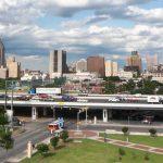Google Map Of San Antonio, Texas, Usa   Nations Online Project   Map Of Downtown San Antonio Texas