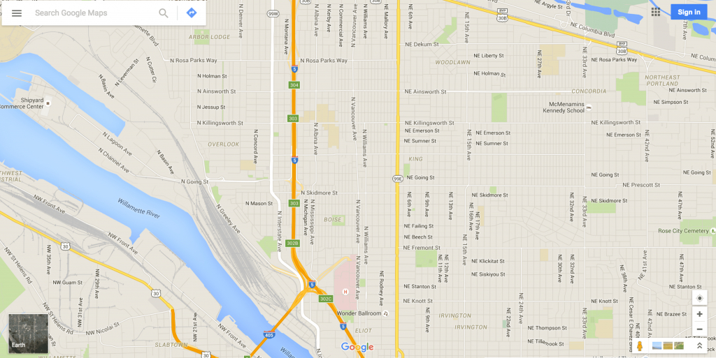 Google Maps Gives Driving Directions And More - Printable Driving Directions Google Maps