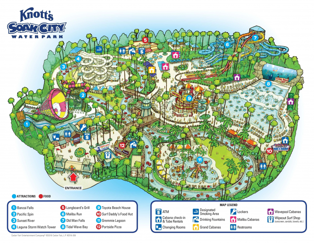 Google Maps Legoland California Printable Maps Knott S Soak City For - Legoland Printable Map