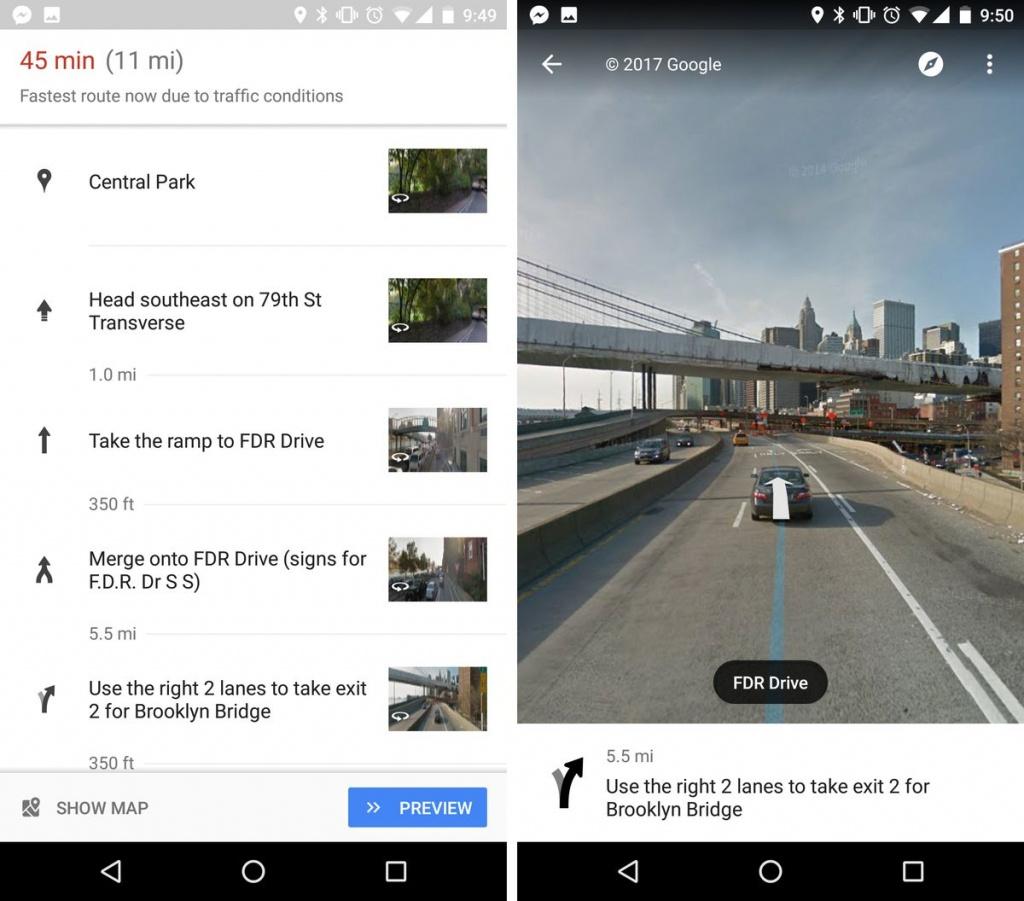 Google Maps Now Uses Street View To Show You Exactly Where To Make - Google Maps Street View Corpus Christi Texas