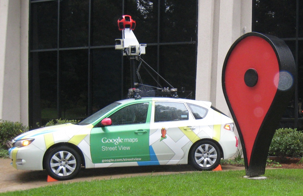 Google Street View In The United States - Wikipedia - Google Maps Port Charlotte Florida