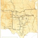 Great Western Cattle Trail   Wikipedia   Texas Trails Maps