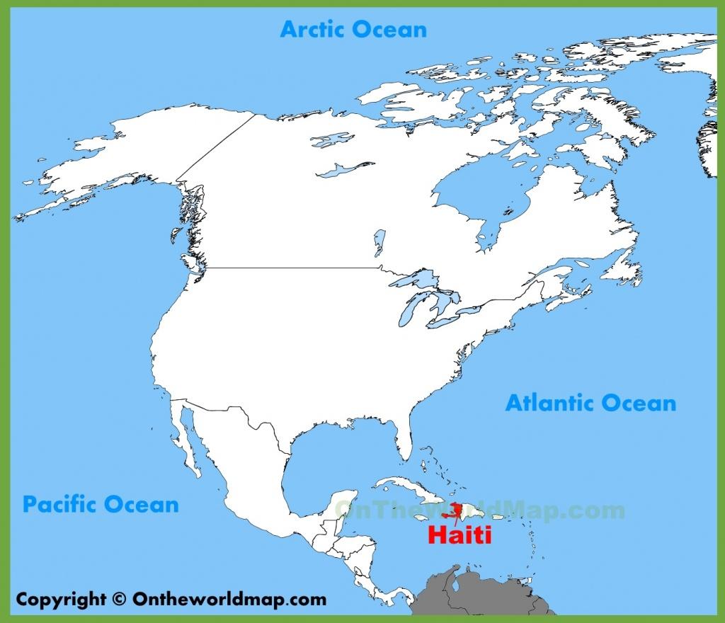 Haiti Maps   Maps Of Haiti - Printable Map Of Haiti