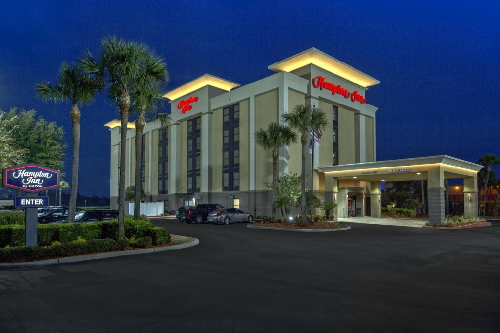 Hampton Inn Orlando-Maingate South, Davenport, Fl - Booking - Davenport Florida Hotels Map
