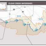 Hcfcd   Clear Creek   Clear Lake Texas Flood Map