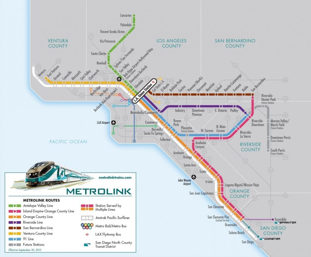 Highlights Google Maps California Amtrak California Map Stations - Amtrak California Map Stations