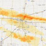 Historical Hail Maps Archives   Interactive Hail Maps   Texas Hail Storm Map
