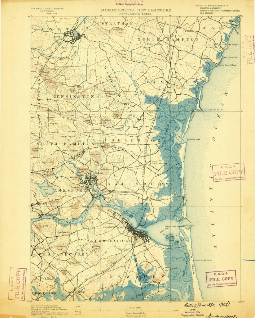 Historical Topographic Maps - Preserving The Past - Topographic Map Of South Florida
