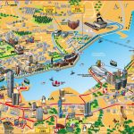 Hong Kong Tourist Map   Hong Kong Tourist Map Printable