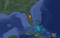 Horseback Riding On Hutchinson Island, Florida | Usa Today   Hutchinson Beach Florida Map