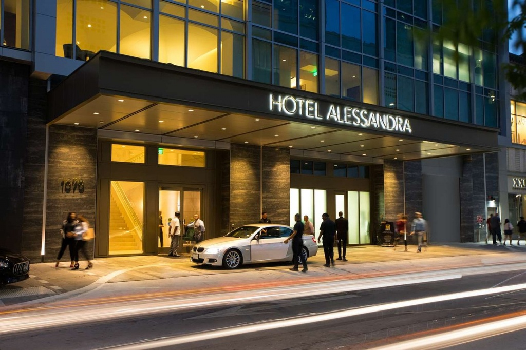 Hotel Alessandra - Updated 2019 Prices & Reviews (Houston, Tx - Map Of Hotels In Houston Texas