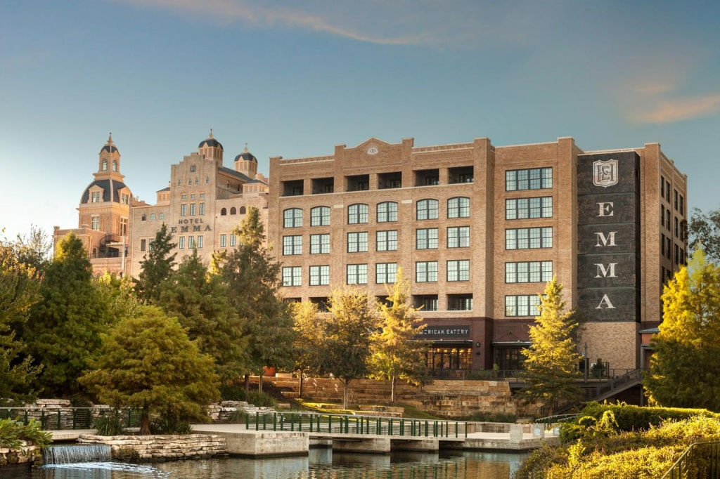 Hotel Emma, San Antonio, Tx - Booking - Map Of Hotels In San Antonio Texas