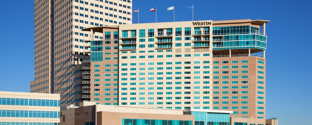 Hotel Near Memorial City Mall Houston, Tx | The Westin Houston - Map Of Hotels In Houston Texas