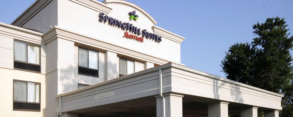 Hotel Near Sarasota Airport | Springhill Suitesmarriott - Map Of Hotels In Sarasota Florida