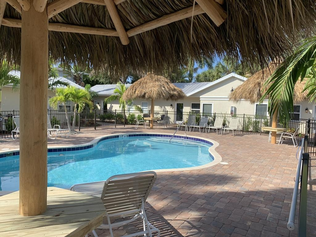 Hotel Twin Palms At Siesta, Sarasota, Fl - Booking - Map Of Hotels In Siesta Key Florida
