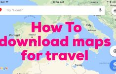 How To Download Google Maps For Offline Use   Youtube   Google Maps Texas Directions