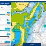 How To Find Fishing Spots Using Bottom Contour Maps [Navionics   Texas Fishing Hot Spots Maps