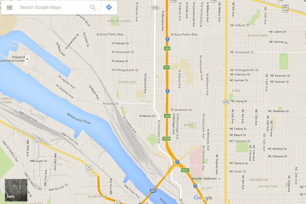 How To Get Driving Directions And More From Google Maps - Printable Driving Directions Google Maps