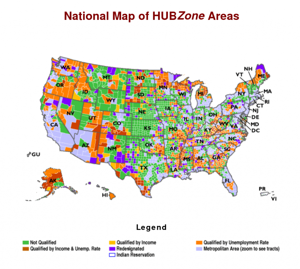 Hub Zone Map | Compressportnederland - Hubzone Map Texas