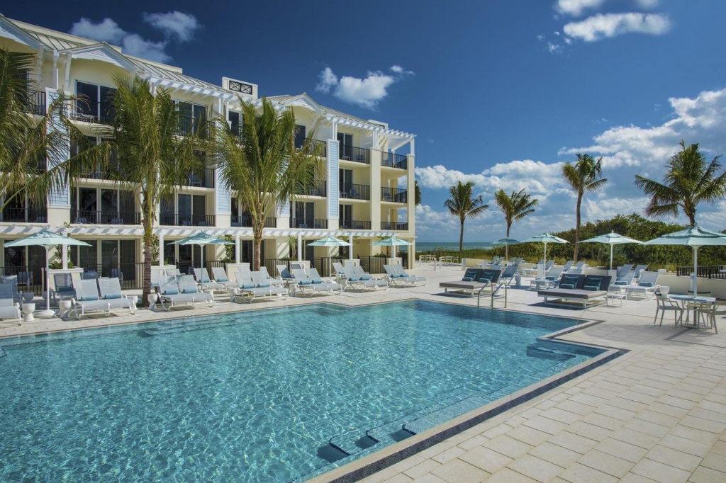 Hutchinson Shores Resort & Spa, Jensen Beach, Fl - Booking - Hutchinson Beach Florida Map