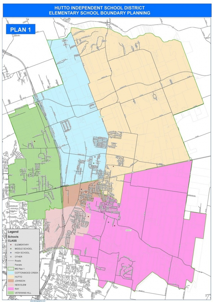 Hutto Isd Trustees Approve 2016-17 Zoning Changes   Community Impact - Hutto Texas Map