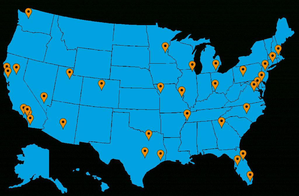 Ikea Plans To Open Nearly A Dozen New Stores   Traemand - Ikea Locations California Map
