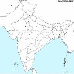 India Outline Map Pdf | Dehazelmuis   Physical Map Of India Outline Printable