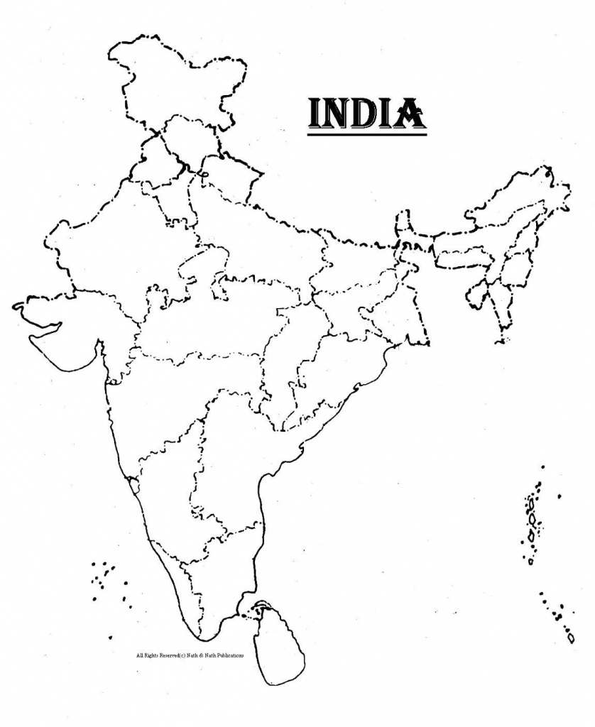 India Political Map - Google Search | This Pc - Blank Political Map Of India Printable