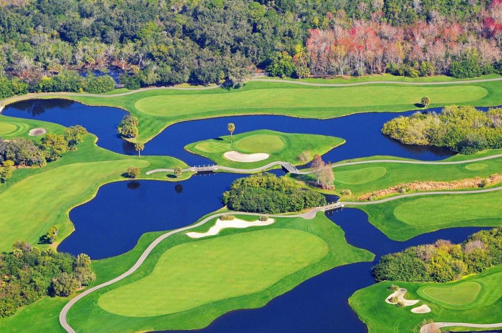 Innisbrook Golf & Spa Resort, Palm Harbor, Fl - Booking - Innisbrook Florida Map