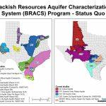 Innovative Water Technologies   Bracs | Texas Water Development Board   Texas Water Development Board Well Map