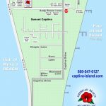 Interactive Map: Captiva, Florida (Amrc)   Captiva Florida Map