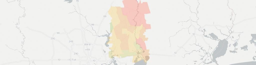 Internet Providers In Dayton, Tx: Compare 12 Providers - Dayton Texas Map