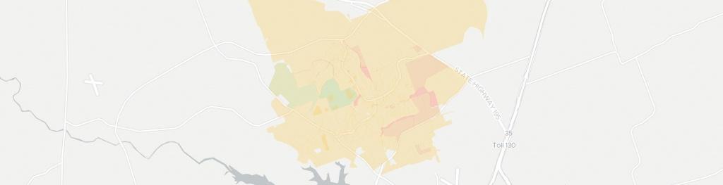 Internet Providers In Sun City, Tx: Compare 14 Providers - Sun City Texas Map