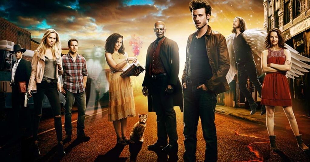 Is Midnight, Texas A Real Town? Plus, More Fun Facts - Midnight Texas Map