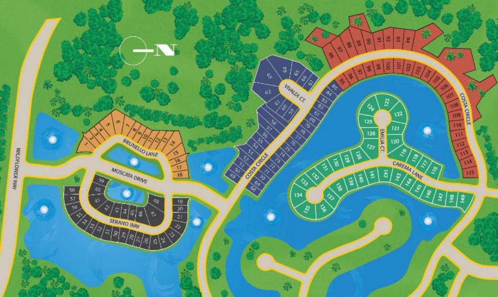 Island Resort : Lely Resort Tiger Island Estates - Lely Florida Map