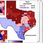 """J. Miles Coleman On Twitter: """"last Month, Rep. Beto O'rourke Came   Map Beto For Texas"""