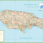 Jamaica Maps | Maps Of Jamaica   Free Printable Map Of Jamaica