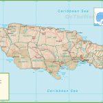 Jamaica Maps | Maps Of Jamaica   Free Printable Map Of Jamaica