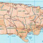 Jamaica Maps | Printable Maps Of Jamaica For Download   Free Printable Map Of Jamaica