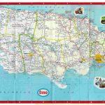 Jamaica Road Map, Free Jamaican Road Maps Online   Free Printable Map Of Jamaica