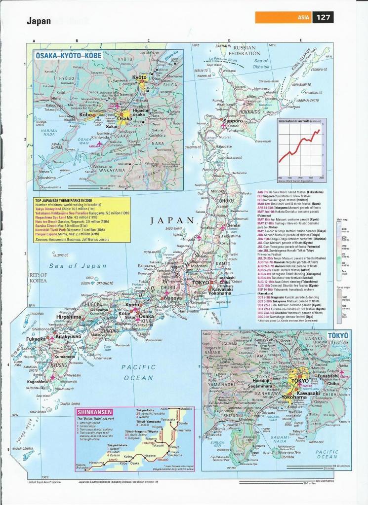 Japan Maps | Printable Maps Of Japan For Download - Large Printable Map Of Japan