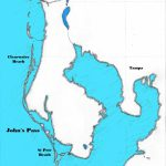 Johns Pass Tourist Attraction   Johns Pass Florida Map