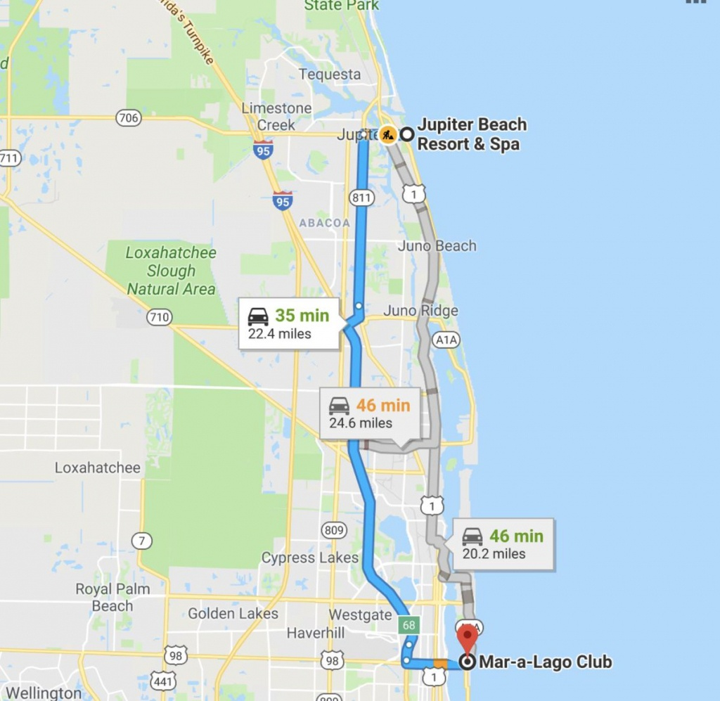 "Jrehling On Twitter: ""this Robert Kraft Case Got Me Navigating - Where Is Jupiter Florida On The Map"