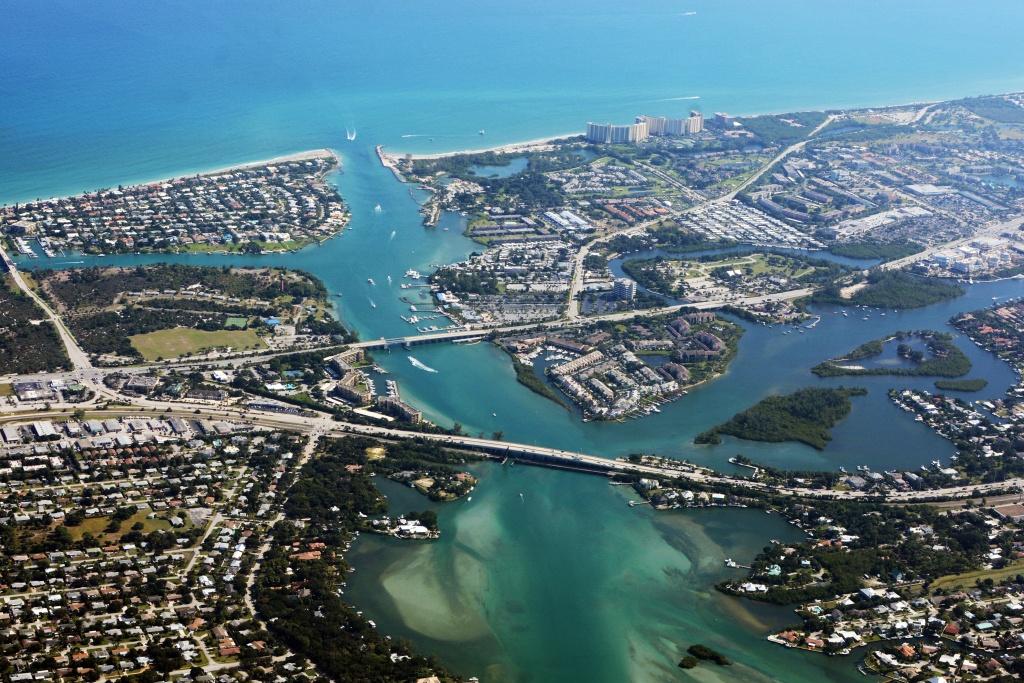 Jupiter, Florida - Wikipedia - Jupiter Island Florida Map