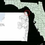 Jupiter Inlet Colony, Florida   Wikipedia   Jupiter Inlet Florida Map