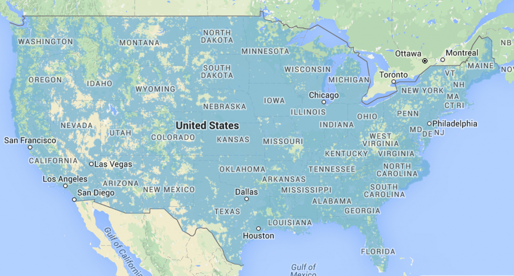 Kagan: Why Us Cellular Growth Is Stalled - Us Cellular Florida Coverage Map