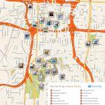 Kansas City Printable Tourist Map | Free Tourist Maps ✈ | Kansas   Printable City Maps